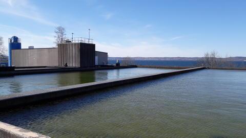 Pressinbjudan: Invigning av Brunstorps vattenverk