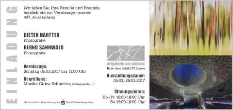 Ausstellung Artgalerie am Schloss in Bad Bergzabern