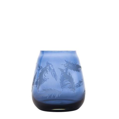 Produktbilde_blaa_110mm_Hadeland Glassverk Siccori Stille bevegelser Cathrine Knudsen