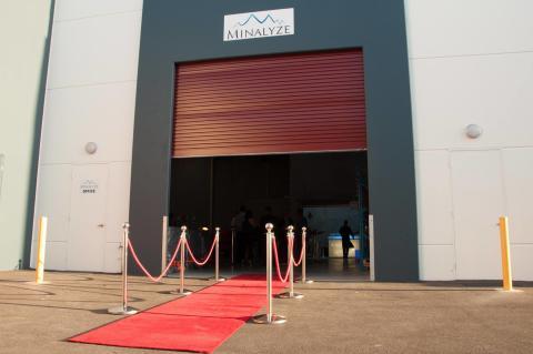 Minalyze bildar dotterbolag för australiensk gruvmarknad