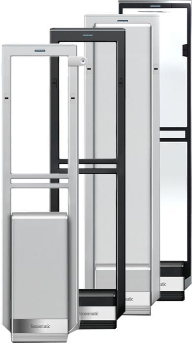 Larmbågar från Gate Security: Sensormatic