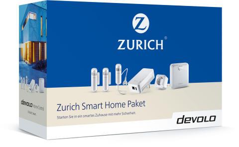 Das Zurich Smart Home Paket