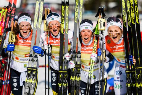 """""""Viktigt att politiker oavsett parti i Stockholmsregionen samlar ihop sig för att vi ska stå som arrangör för det första hållbara vinter-OS och Paralympics"""""""