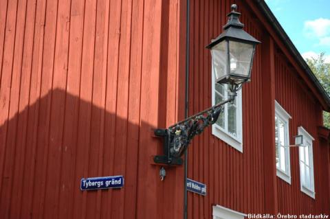 Utdelning av Wadköpingsstipendiet 2013