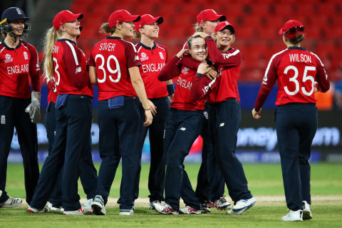 England Beat West Indies To Reach World Cup Semi-Final
