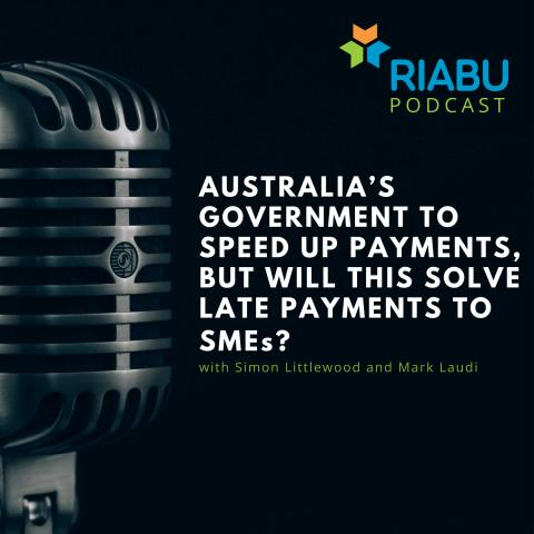 Australia's government to speed up payments, but will this solve late payments to SMEs?