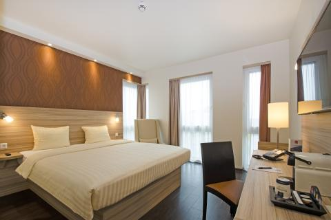 Pünktlich eröffnet: Hannover hat ein neues Star Inn Hotel Premium, by Quality