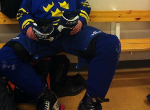 Praktikantens tankar inför Sverige-Ryssland ikväll