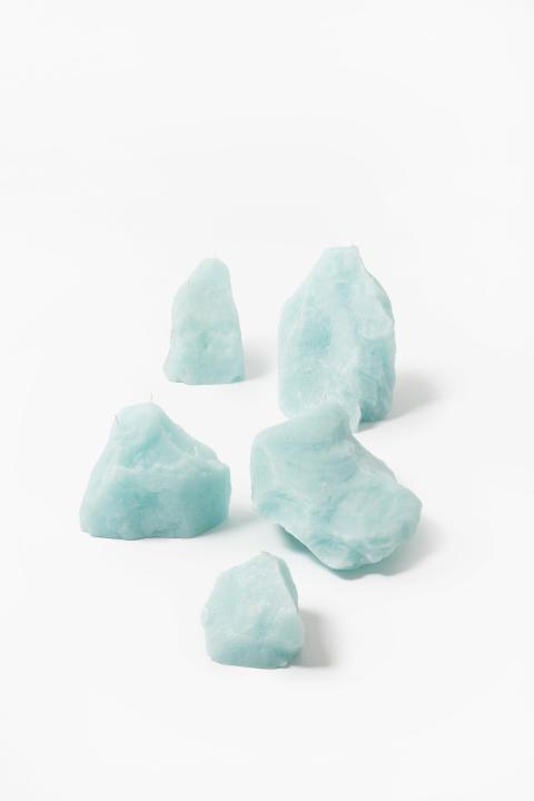 Brynjar Sigurðarson, Glacier Candles (03), 2014. Produced by PCM-Design