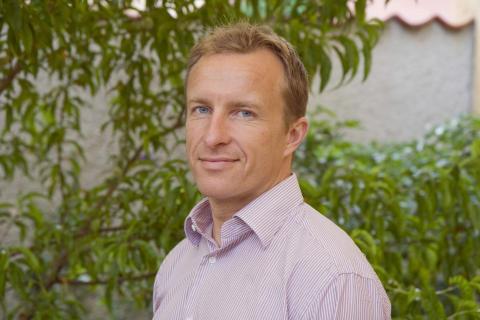 Melker Måbeck, ICRC