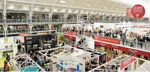 Visitors give their verdict on Casual Dining 2014