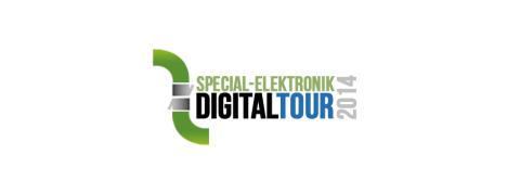 Special-Elektronik ger sig ut på digitalturné
