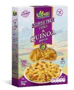 Sam Mills Glutenfria Corn & Quinoa