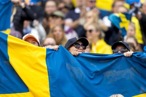 Svenska truppen komplett till Ryttar-VM i Tryon