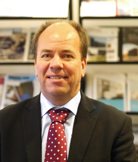 Lasse Toft ny administrerende direktør for Tyréns i Danmark