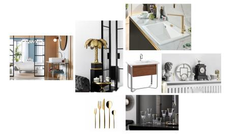 Elegant shapes and high-quality materials – Art Deco is back