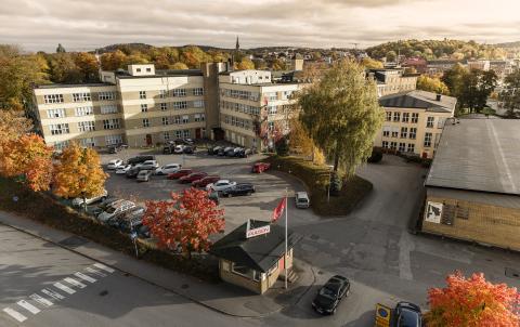 Pulsenområdet, Borås