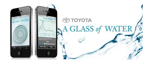 Toyota - A Glass of Water