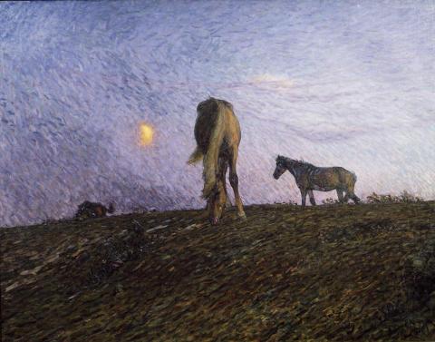 Nordic turn-of-the-century art in exhibition at Nationalmuseum Jamtli