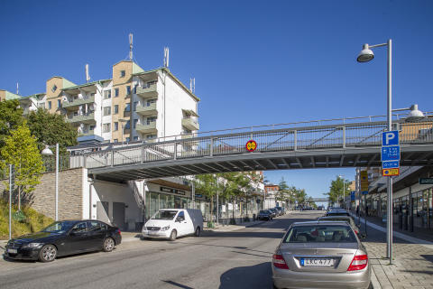 B. Rinkebystråket. Efter-bild.