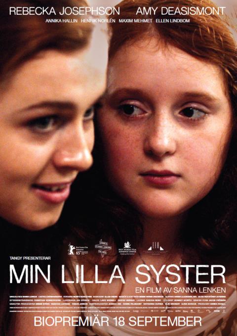   Min lilla syster visas på Toronto filmfestival!