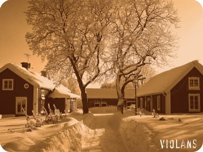 Gårdsbutiken Romantiska Ting har sin traditionella julmarknad 17-18 november