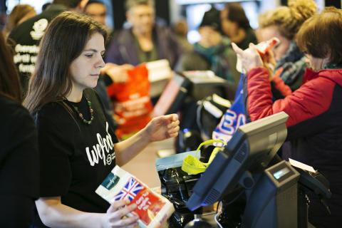 Madspildsbutikken Wefood åbner i Aarhus den 29. maj