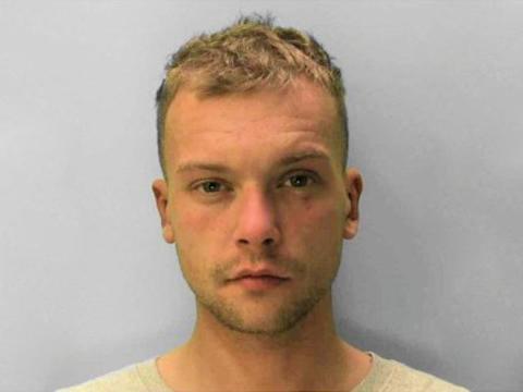 Man convicted of Hastings street rape
