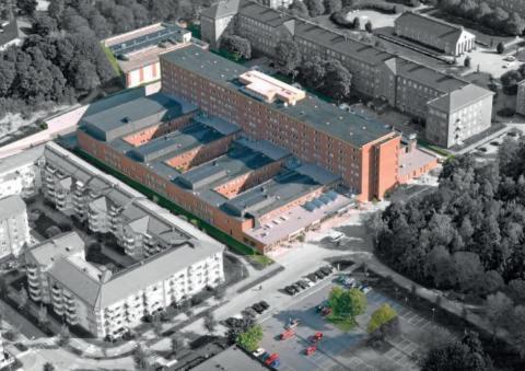 Vectura har undertecknat avtal med Region Stockholm avseende förvärv av Bromma sjukhus. Planerar för utökad vård