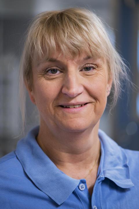 Chefsjuksköterska Anna Cohen