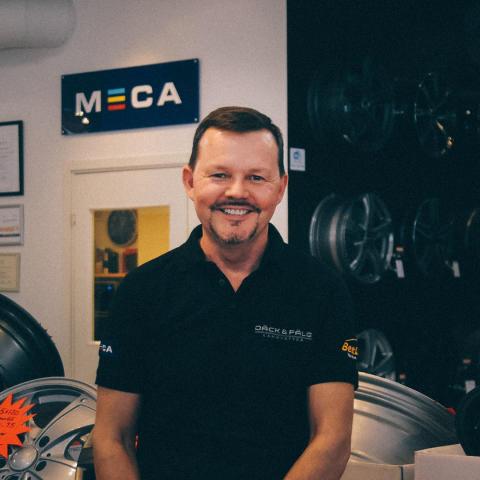 Första MECA-verkstaden uppfyller kvalitetsstandarden Godkänd Bilverkstad