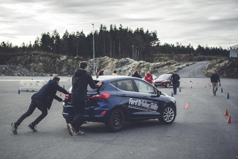 Ford Driving Skills For Life 2017 (58)