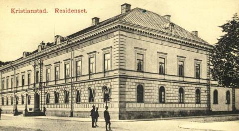Husarkitekt – ett hedersfullt uppdrag