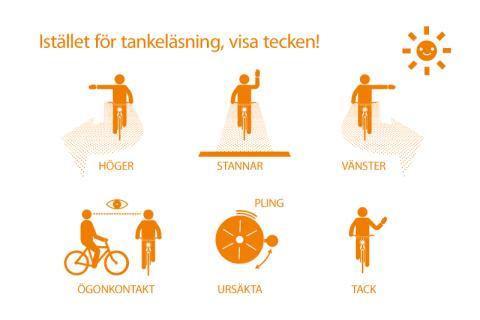 Cykla fint - vi är många som cyklar i Malmö!