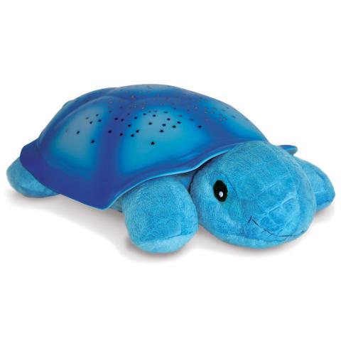 Nattlampa som ger en stjärnhimmel - Sköldpadda