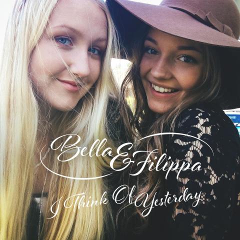 """Bella & Filippa sprider sommarvärme med nya singeln """"I Think of Yesterday"""""""