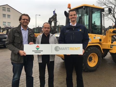 Swecon smartrent – smartes Konzept, was überzeugt Anschluss weiterer Mietpartner in der Region Rhein-Ruhr