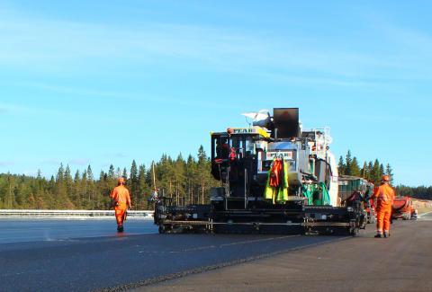 Peab Asfalt lanserar det klimatsmarta alternativet för framtidens vägar