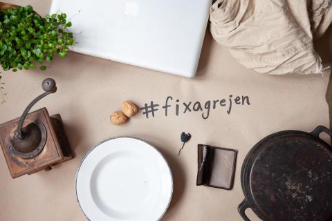 Passa på att fixa dina trasiga saker under Fixa grejen-veckan Malmö