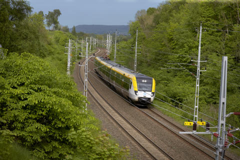 Banarbeten slår hårt mot tågtrafiken mellan Falköping och Göteborg