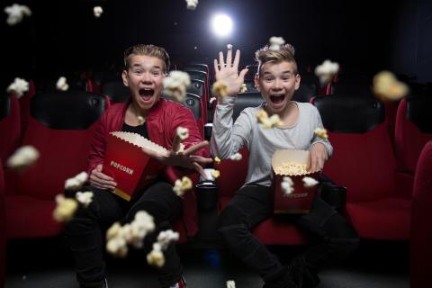 Marcus & Martinus - popcorn