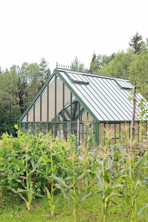 Attefallshus från Vansta Trädgård