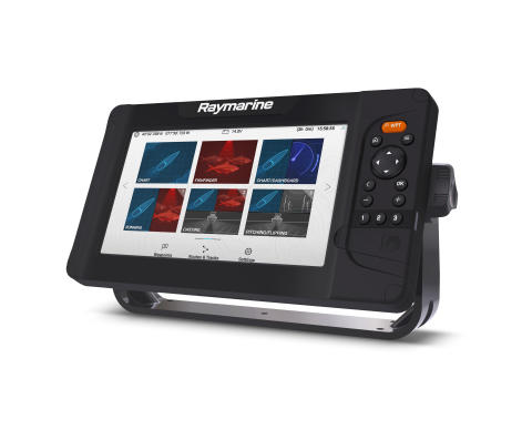 A new generation of advanced, combination sonar and GPS displays.