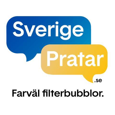Lansering: Sverigepratar.se - farväl filterbubblor!