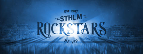 Stockholms coolaste Förfest - kl 18 - 23 - STHLM Rockstars - Premiär Lördag 18 Februari