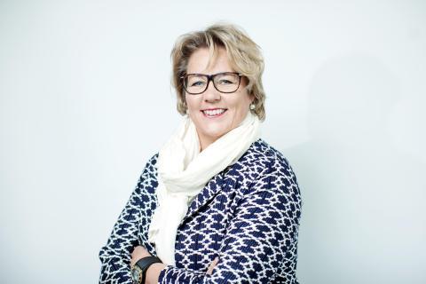 Maria Zimdahl ny ordförande för Stockholms Byggmästareförening