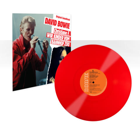 David Bowie - Christiane F. Wir Kinder Vom Nahnhof Zoo - Original Soundtrack - Packshot