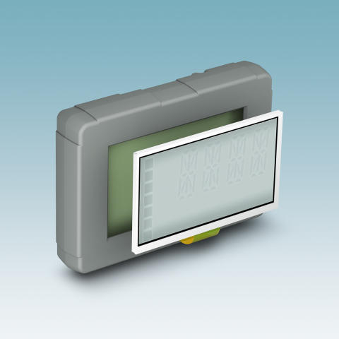 Displays for operator interfaces
