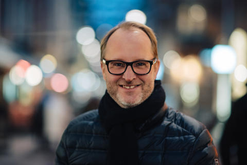 Tomas Olsson, VD