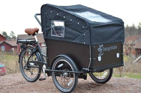 Elcykel Cargobike Classic Electric #2